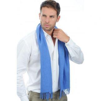 Fular casmir Blu chine