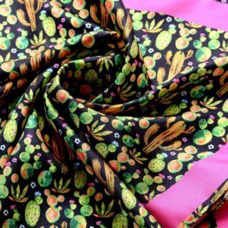 Silk scarf Vera Cruz Pink