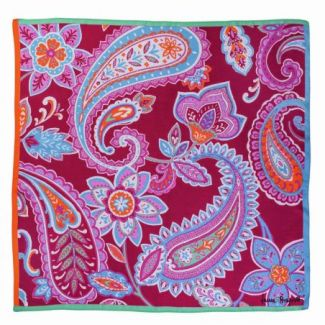 Silk scarf Cheer Up Cherry
