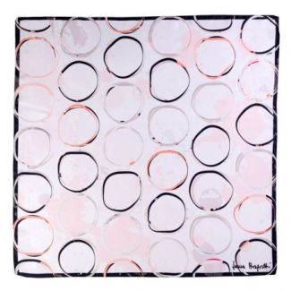 Silk scarf Bubble Dream