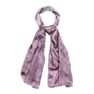 Silk shawl Simply Elegant Blush Pink