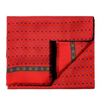 Men Scarf L. Biagiotti smart red design