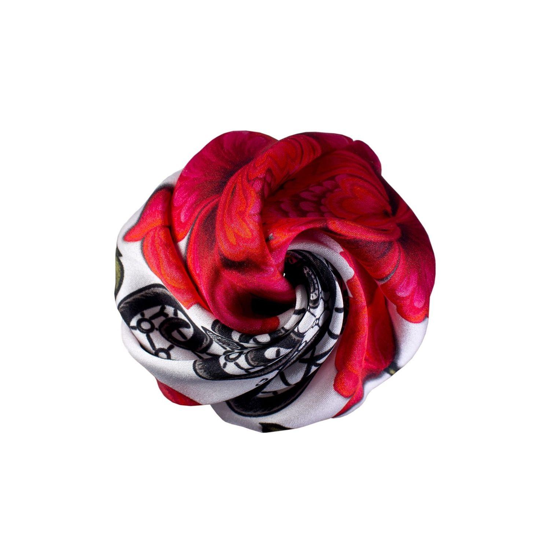 Hair Rose Mystic Red