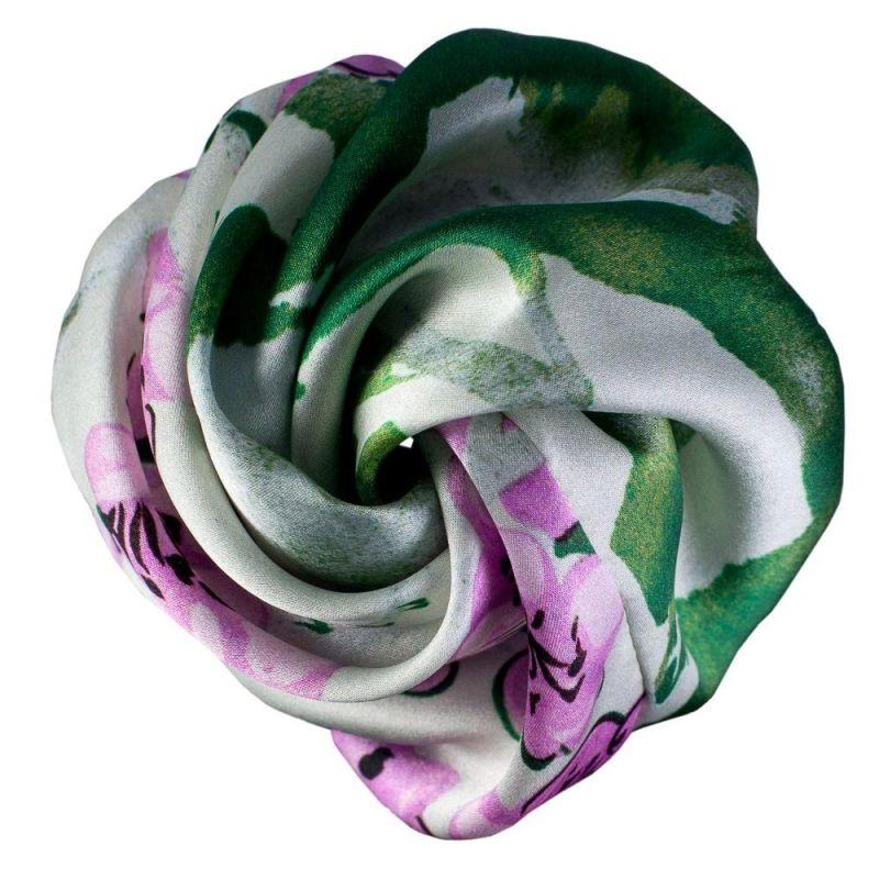 Mario Capra lilac flowers Hair Rose