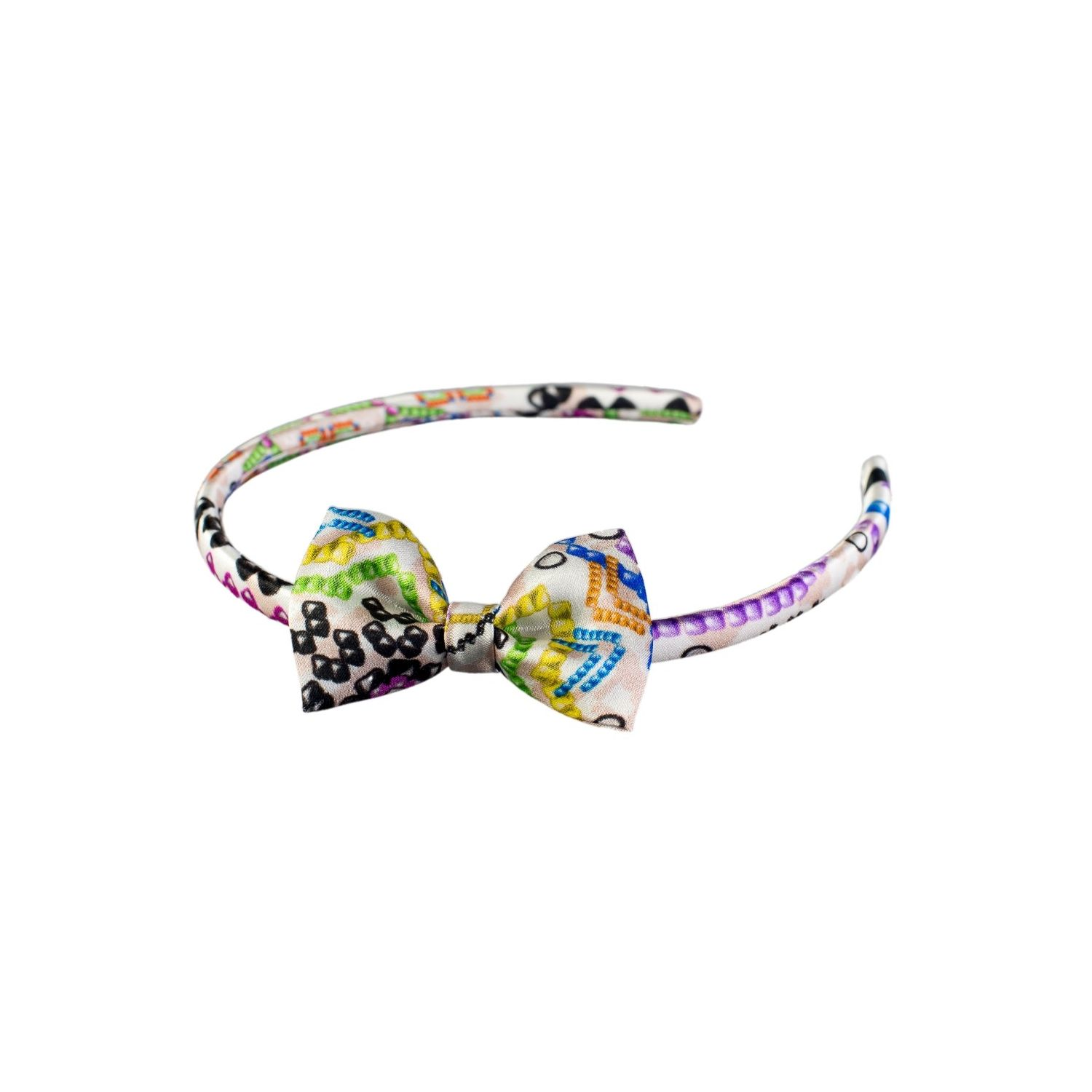 Candy Bar Bowed Headband