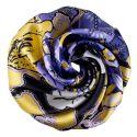 Lavander Flowers Hair Rose