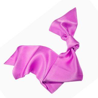 Milady magenta hair scarf
