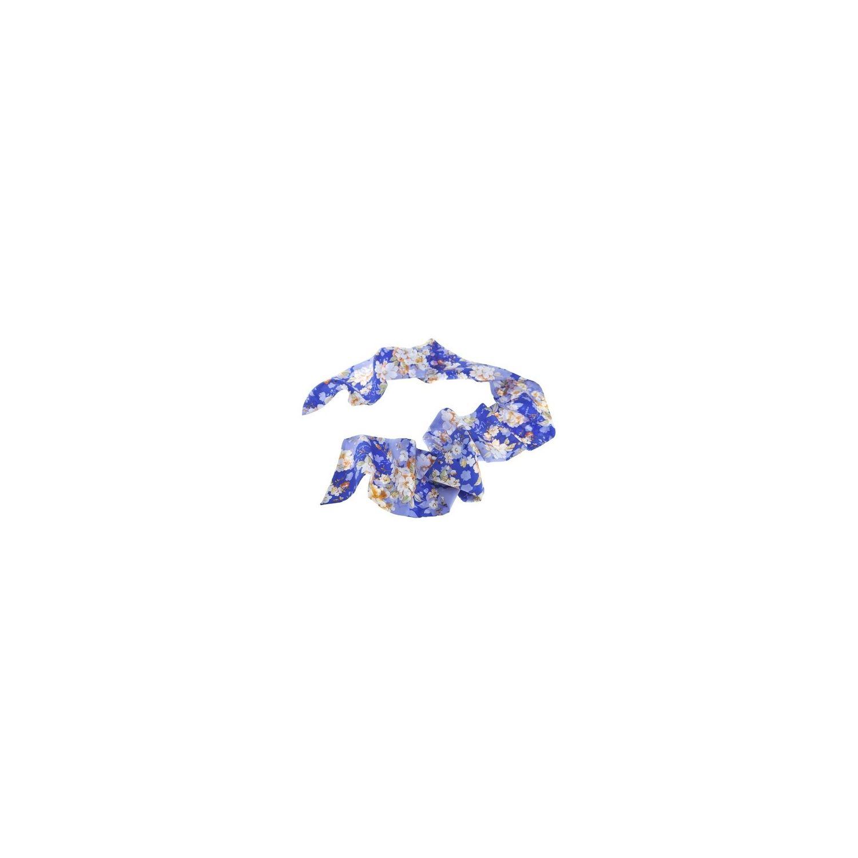 Ungaro blue Long Scarf