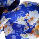 Ungaro blue Silk Scarf
