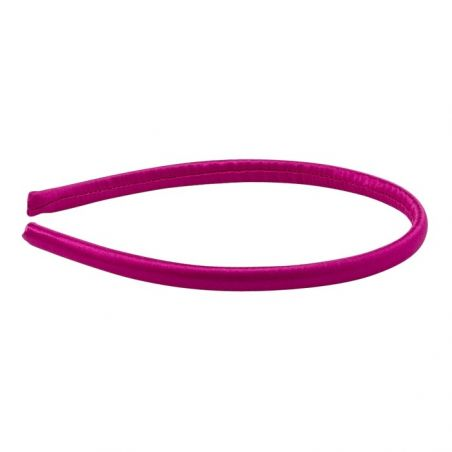 Headband magenta Indian Summer