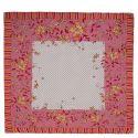 Pink Dots Marina D'Este Squared Scarf