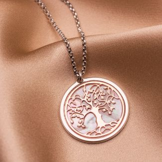 Sterling Silver Necklace My Spirit Small
