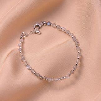 Sterling Silver Bracelet labradorite