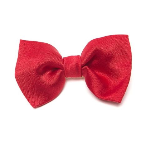 Bow red