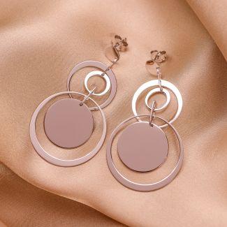 Sterling Silver Earrings Feeling Good