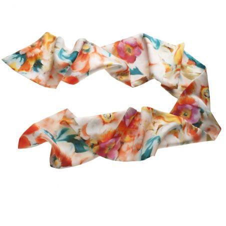 Eşarfă lungă Aquarelle