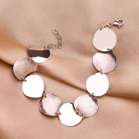 Sterling Silver Bracelet Street Fashion