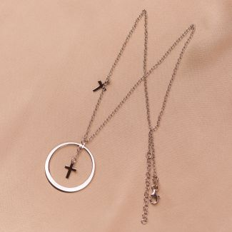 Sterling Silver Necklace No doubt