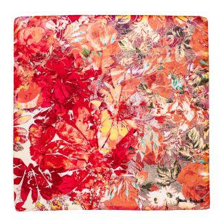 Silk scarf Spring Euphoria