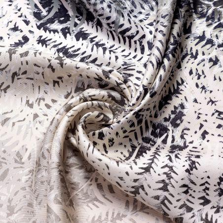 Silk scarf S twill Savanna morning