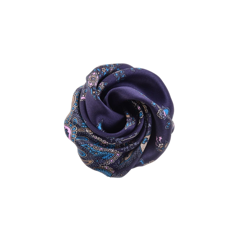 Paisley bleumarin hair rose