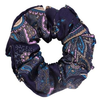 Paisley bleumarin Hair Twist