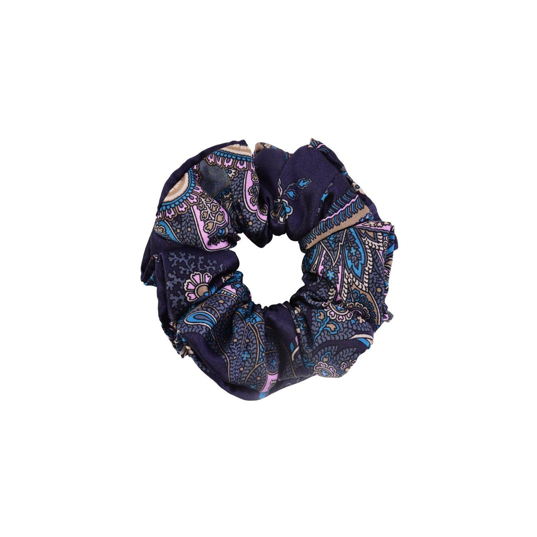 Paisley bleumarin Hair Twist