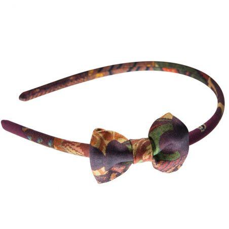 Tanglewood bow headband