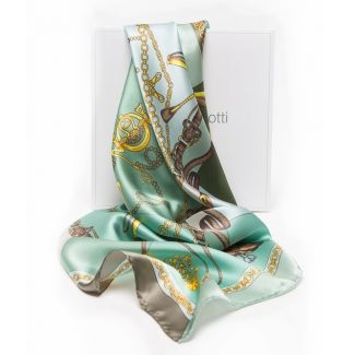 Luxury Gift: Marina D'Este Sienna aqua