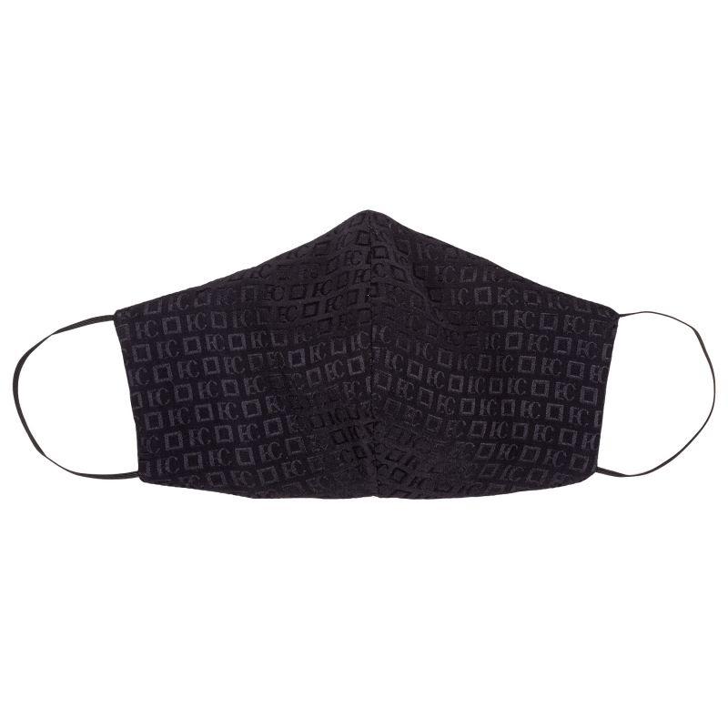 Silk mask  It's so fashion black