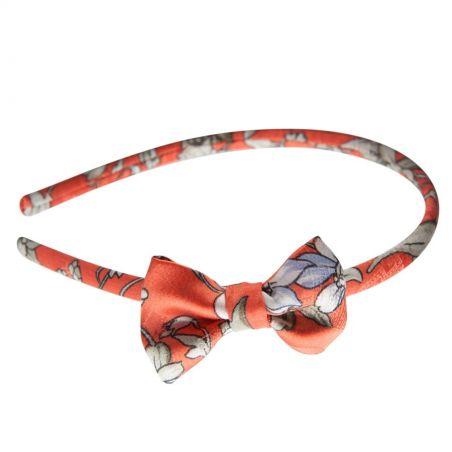 Vanity bow headband