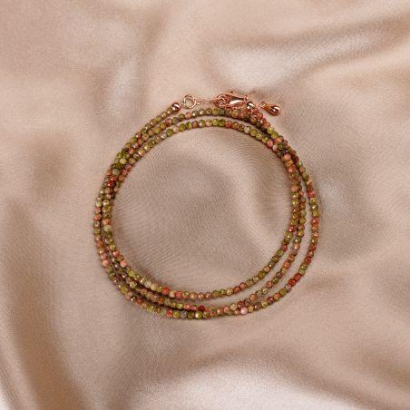 Sterling Silver Bracelet So Cool 2 in 1 unakit