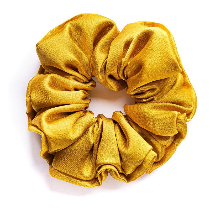 Gold silk Hair Twist