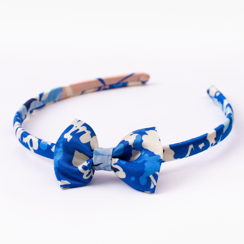 Headband cu fundita Belle de Nuit
