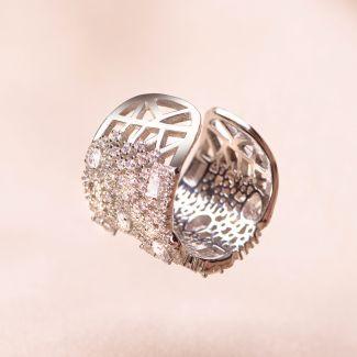 Inel argint Moon Extravaganza