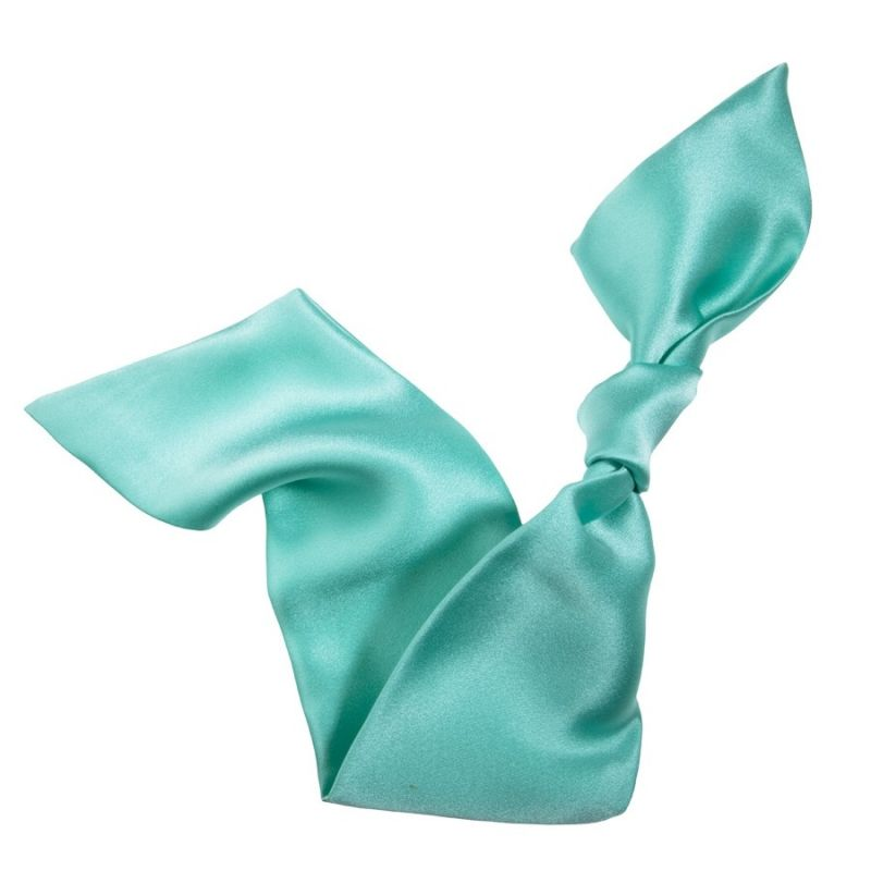 Eşarfă de păr turcoaz