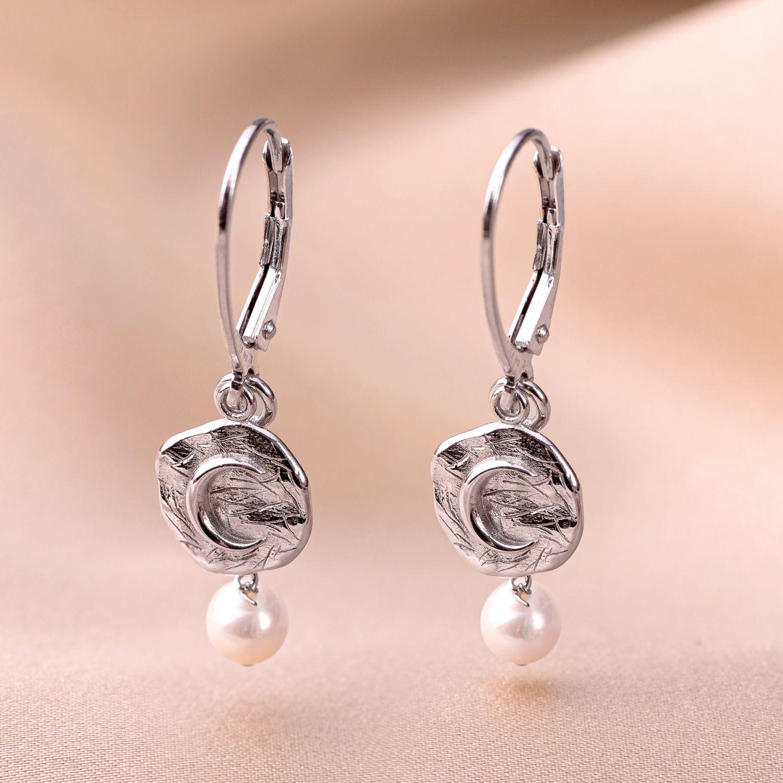 Sterling Silver Earrings Miss the Summer