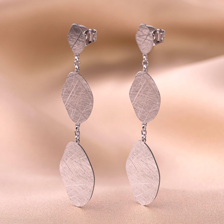 Sterling Silver Earrings Philosophy