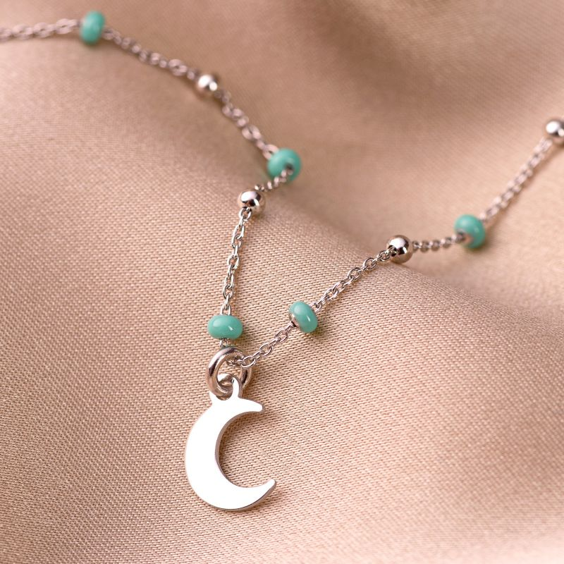 Bratara argint La Luna