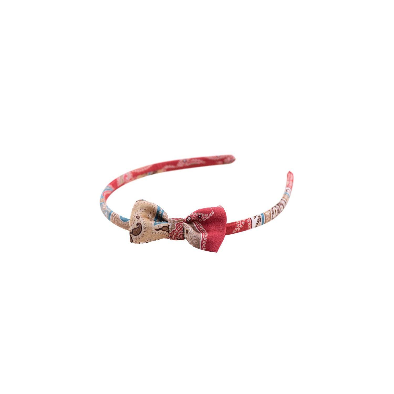 Marsala Luxury Bow Headband