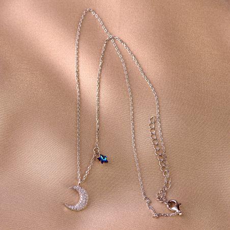 Sterling Silver Bermuda Blue Odyssey