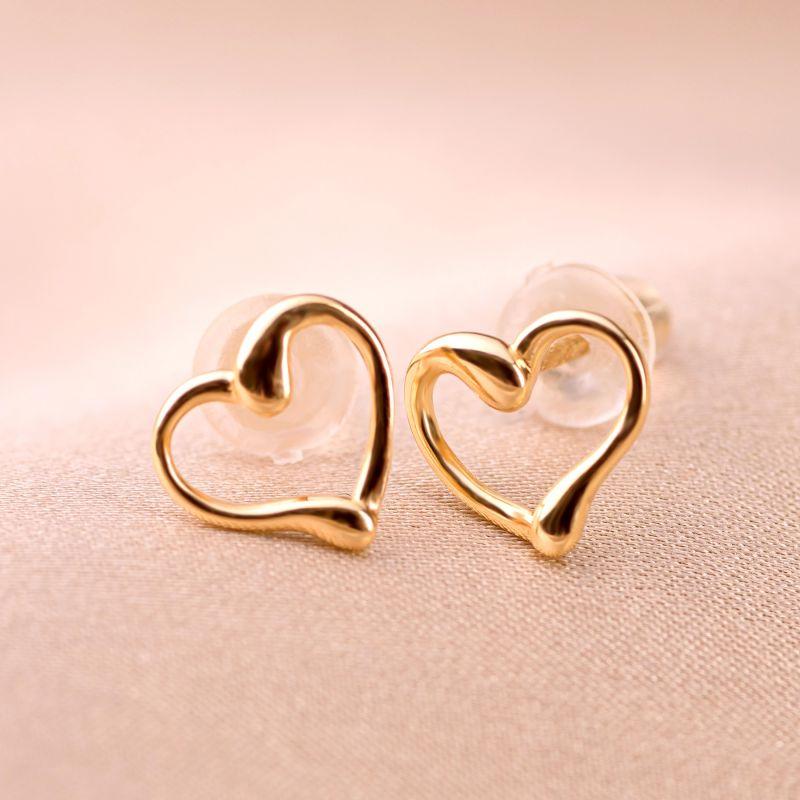 Cercei argint Just Love