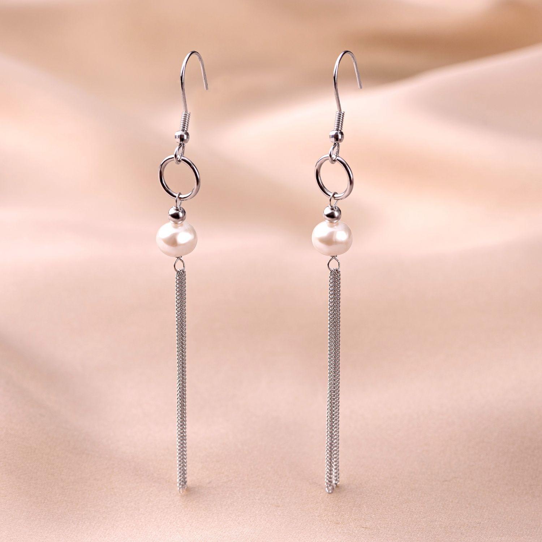 Cercei argint Urban Mix Pearls