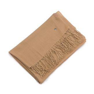 Wool Scarf Mila Schon beige