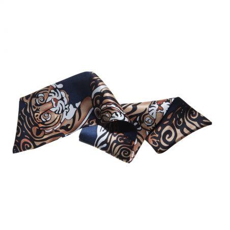 Bengali hair scarf