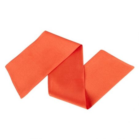 Eșarfă de păr portocalie