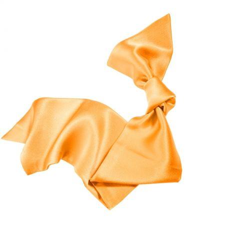 Eşarfă de păr oranj