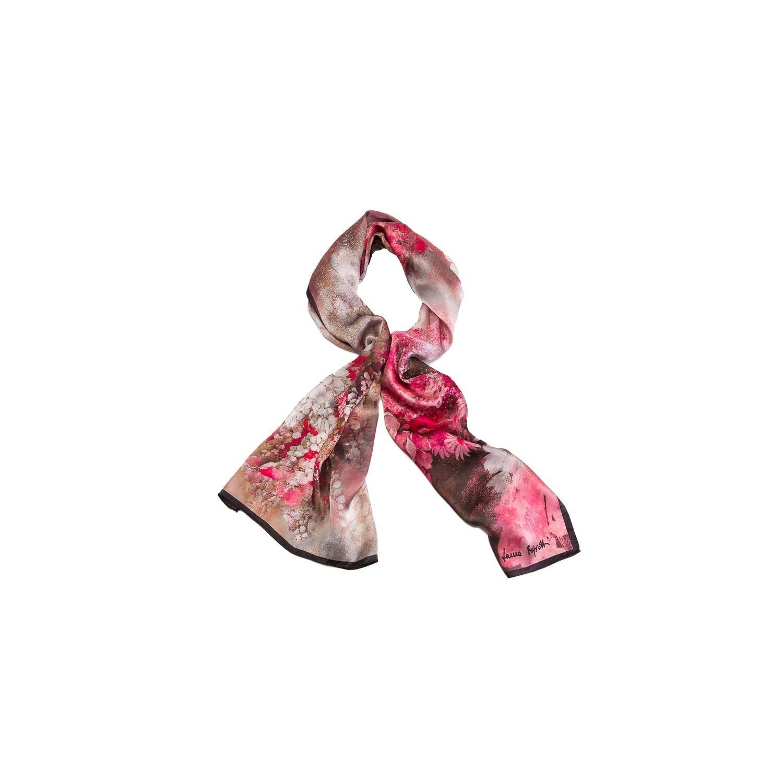 Sal matase Laura Biagiotti  buchete flori roz