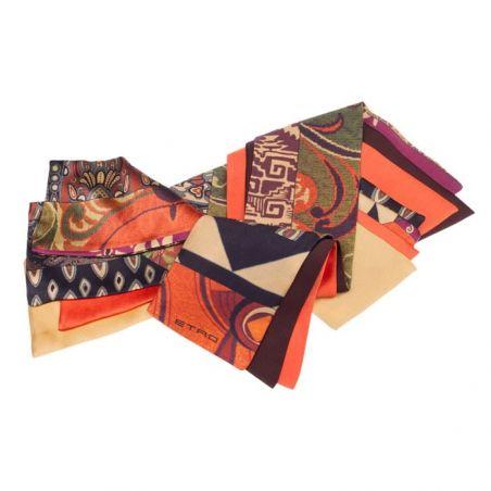Eşarfă de păr maro Tanglewood