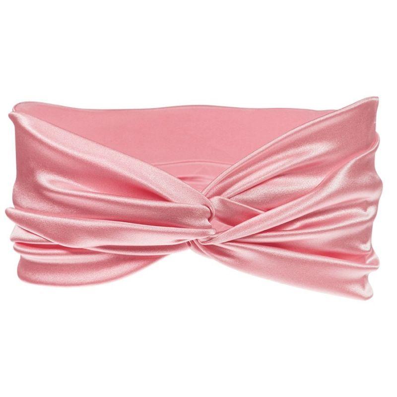 Turban roz pal